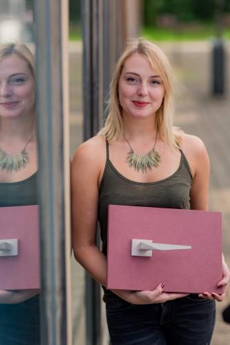 O150 Preisträgerin Lisa Bender
