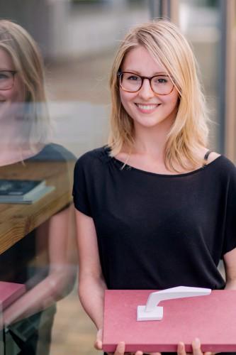 O150 Preisträgerin Katharina Braun